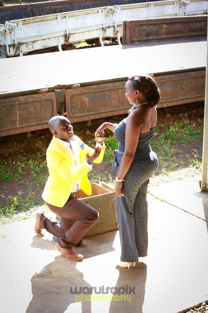 kenyan wedding engagement shoot at the railways museum by waruisapix-20