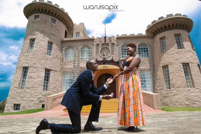 best wedding photographer kenya engagement shoot at Tafaria castle by waruisapix-48