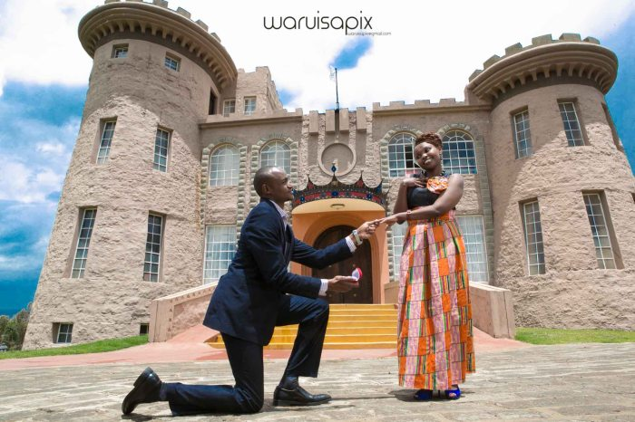 best wedding photographer kenya engagement shoot at Tafaria castle by waruisapix-49