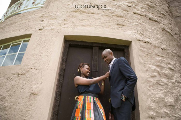 best wedding photographer kenya engagement shoot at Tafaria castle by waruisapix-59