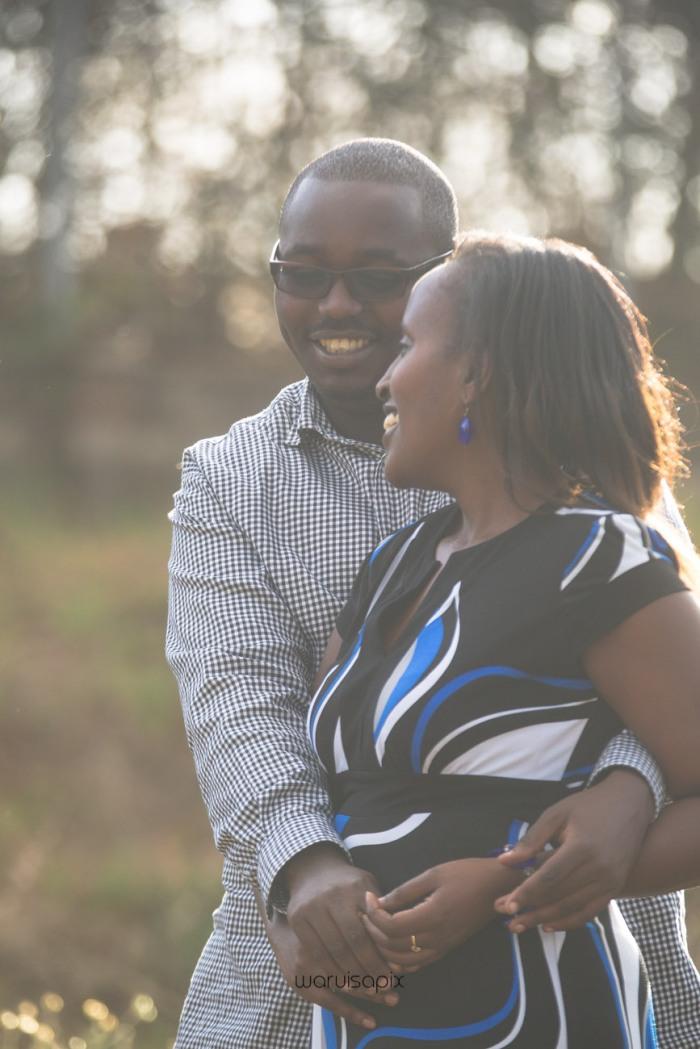 top kenyan wedding photographer sunset engagement shoot at Uhuru gardens-12