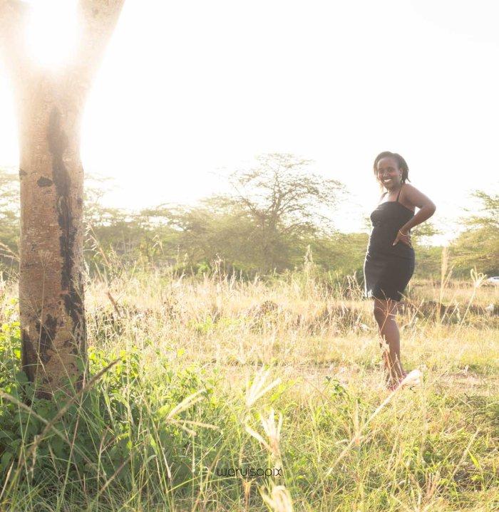 top kenyan wedding photographer sunset engagement shoot at Uhuru gardens-13
