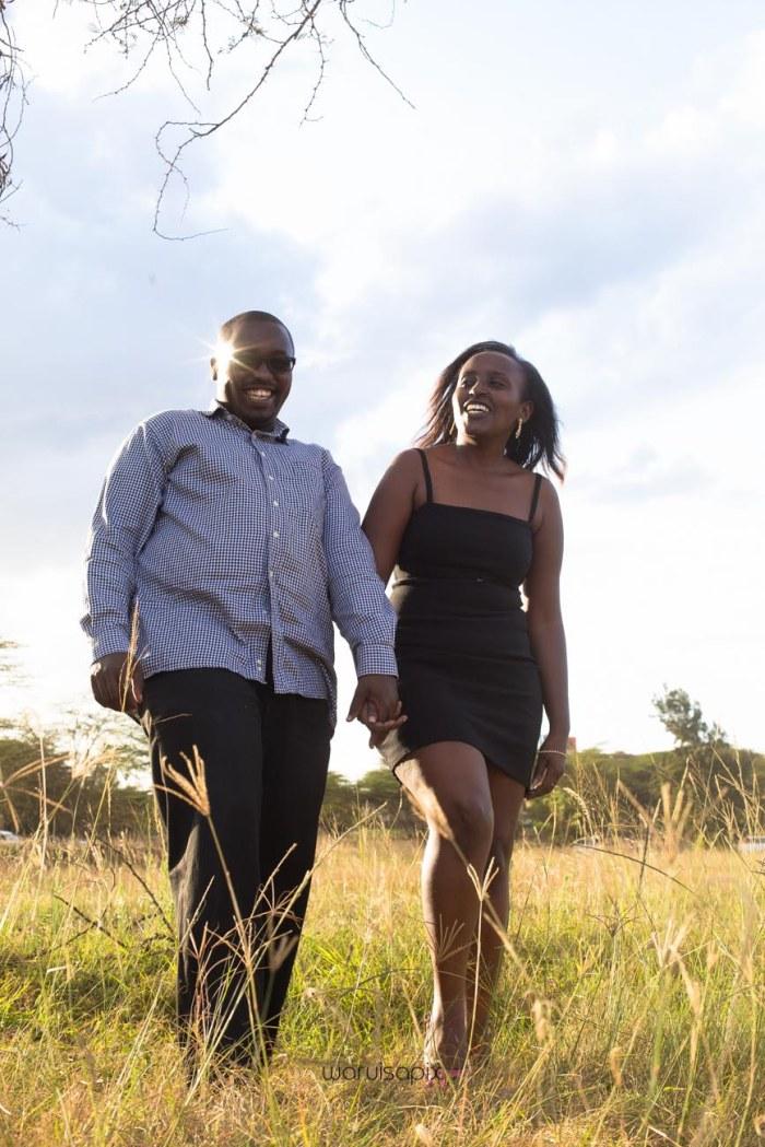 top kenyan wedding photographer sunset engagement shoot at Uhuru gardens-15