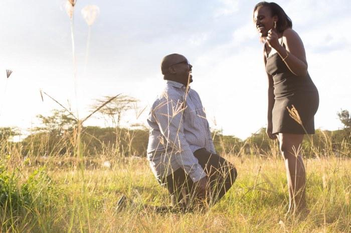 top kenyan wedding photographer sunset engagement shoot at Uhuru gardens-17