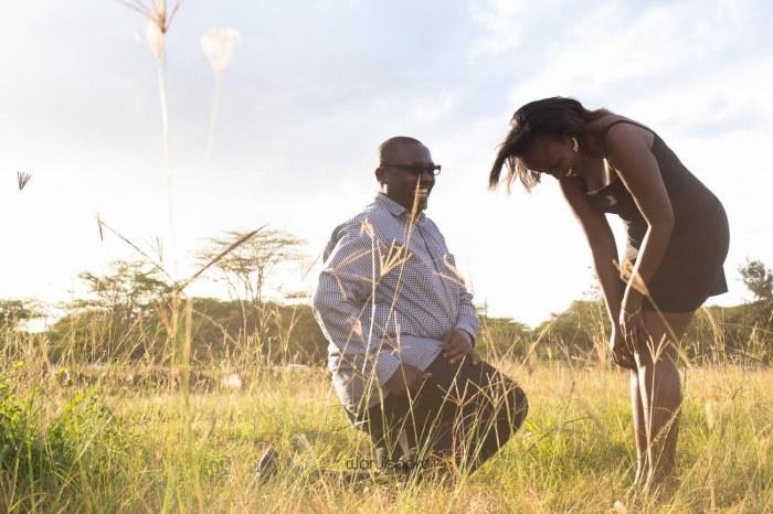 top kenyan wedding photographer sunset engagement shoot at Uhuru gardens-18