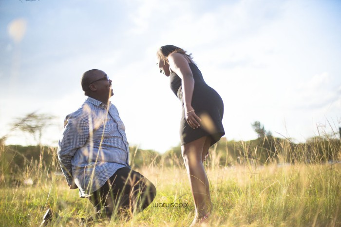 top kenyan wedding photographer sunset engagement shoot at Uhuru gardens-21