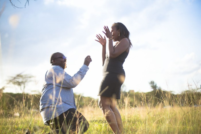 top kenyan wedding photographer sunset engagement shoot at Uhuru gardens-22