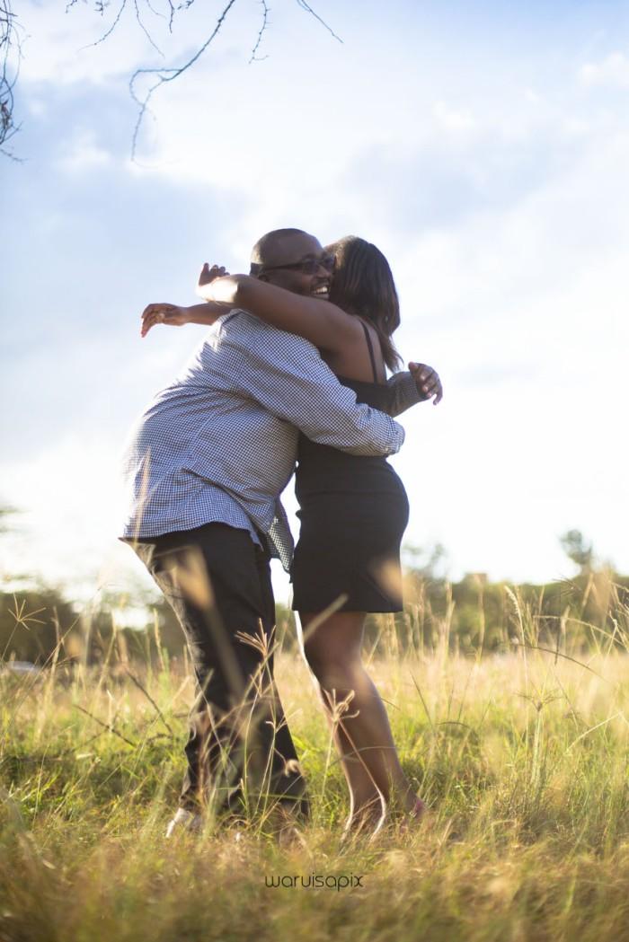 top kenyan wedding photographer sunset engagement shoot at Uhuru gardens-25