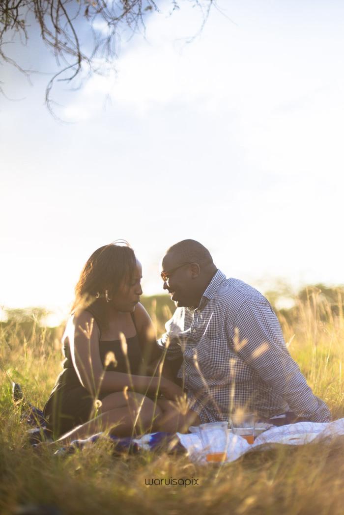 top kenyan wedding photographer sunset engagement shoot at Uhuru gardens-33