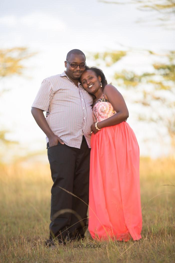 top kenyan wedding photographer sunset engagement shoot at Uhuru gardens-34