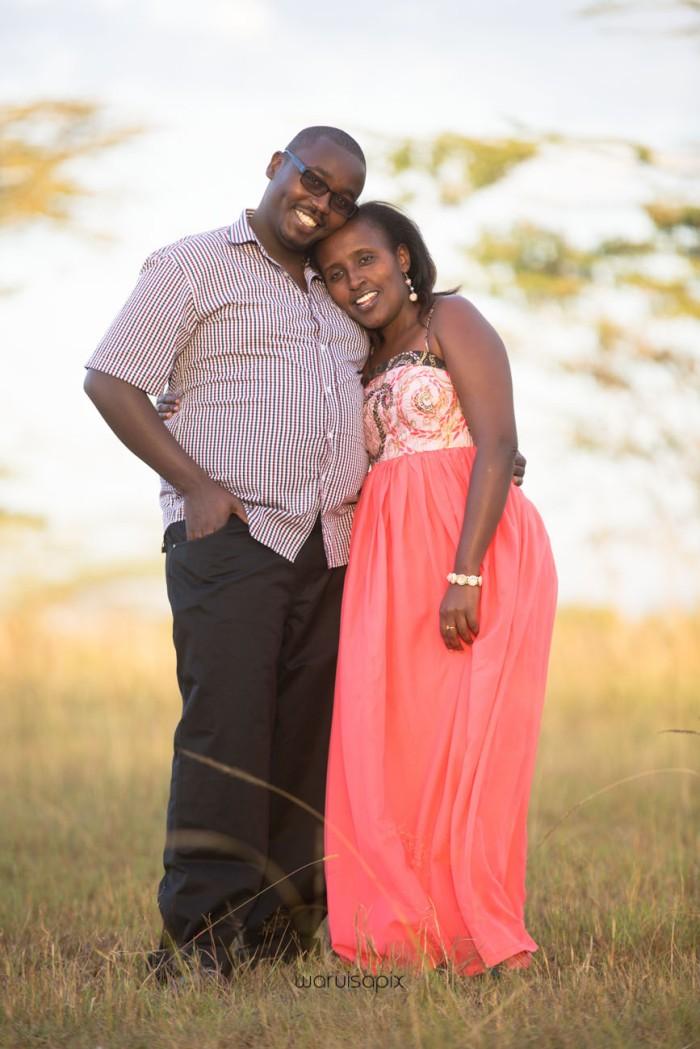 top kenyan wedding photographer sunset engagement shoot at Uhuru gardens-35