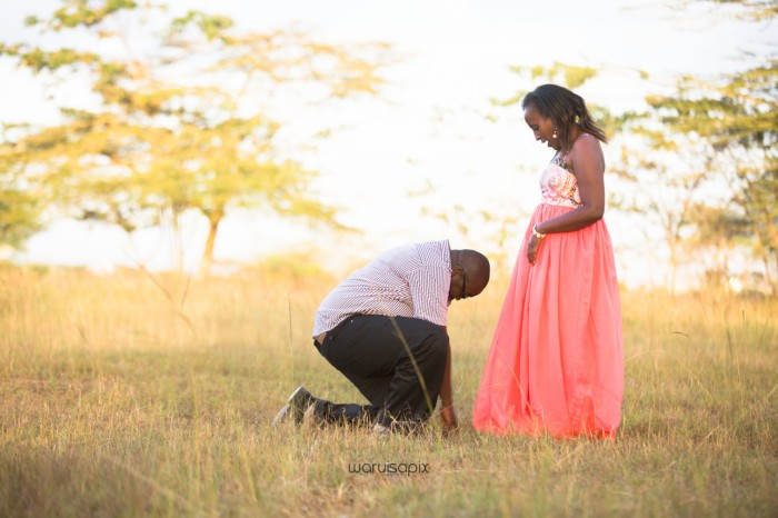 top kenyan wedding photographer sunset engagement shoot at Uhuru gardens-39