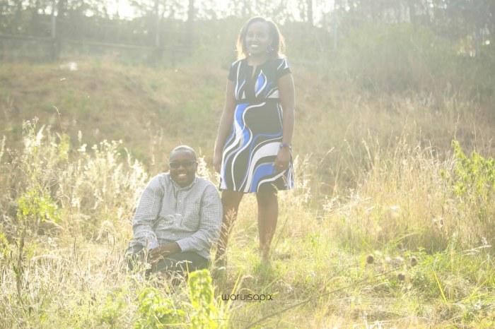 top kenyan wedding photographer sunset engagement shoot at Uhuru gardens-4