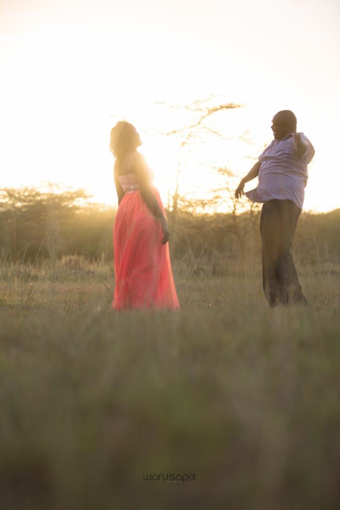 top kenyan wedding photographer sunset engagement shoot at Uhuru gardens-42