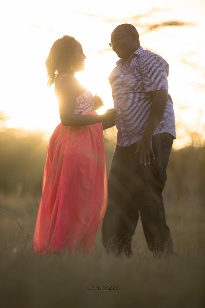 top kenyan wedding photographer sunset engagement shoot at Uhuru gardens-45