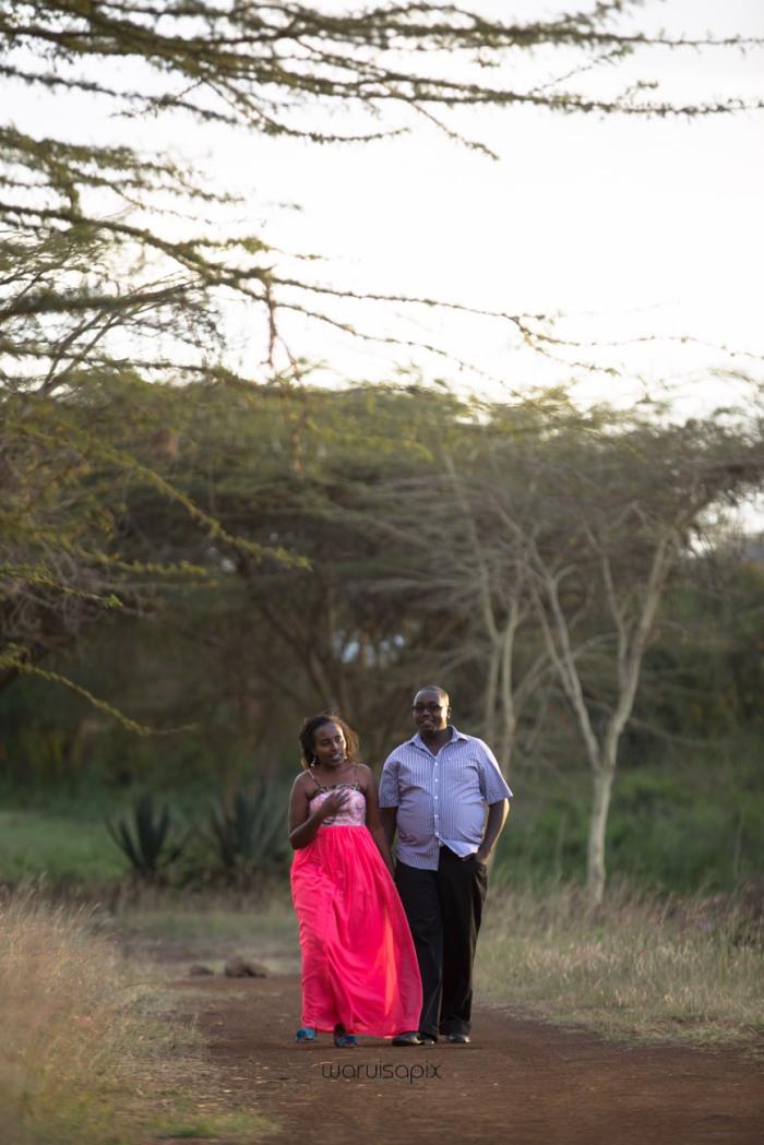 top kenyan wedding photographer sunset engagement shoot at Uhuru gardens-46