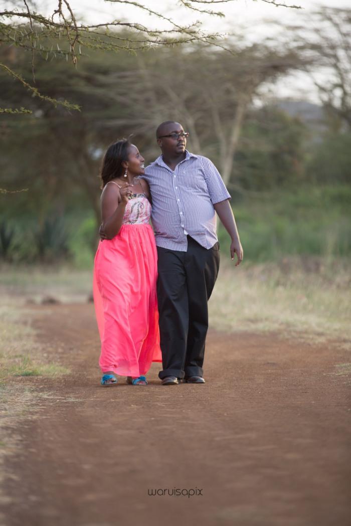 top kenyan wedding photographer sunset engagement shoot at Uhuru gardens-48