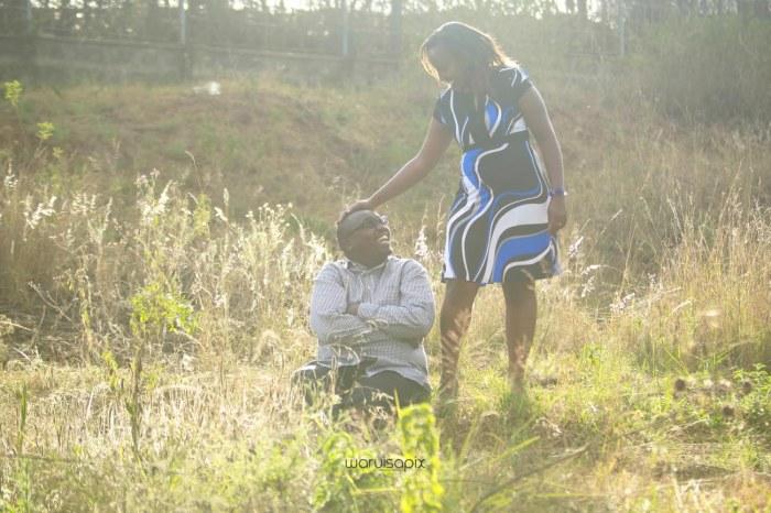 top kenyan wedding photographer sunset engagement shoot at Uhuru gardens-6