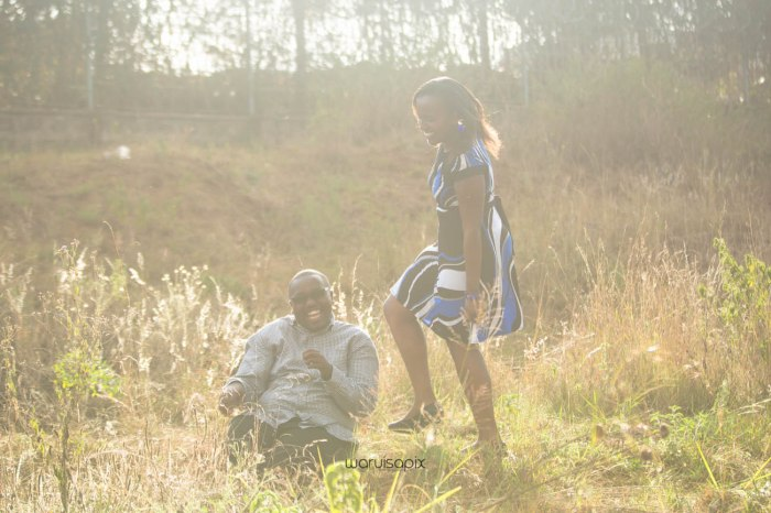 top kenyan wedding photographer sunset engagement shoot at Uhuru gardens-8
