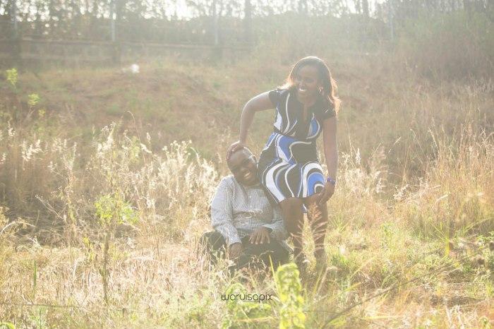 top kenyan wedding photographer sunset engagement shoot at Uhuru gardens-9