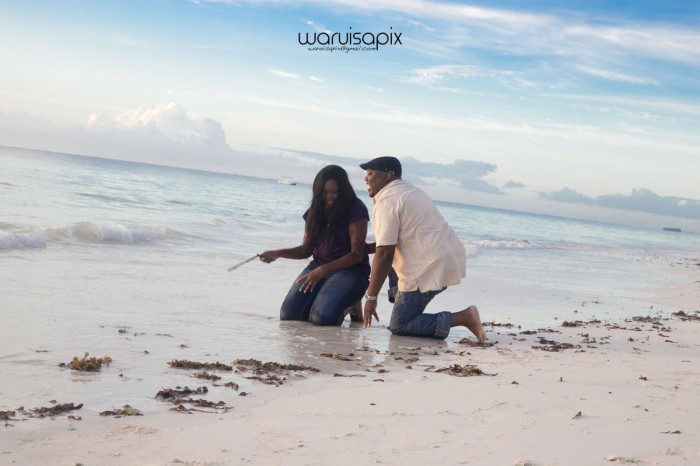 Sunrise wedding engagement at a kenyan beach watamu by top photographer waruisapix -18