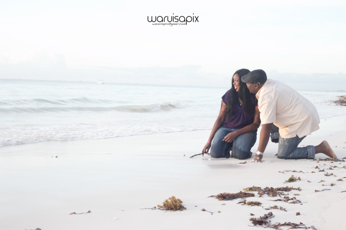 Sunrise wedding engagement at a kenyan beach watamu by top photographer waruisapix -21