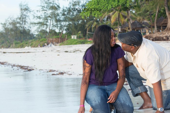 Sunrise wedding engagement at a kenyan beach watamu by top photographer waruisapix -22