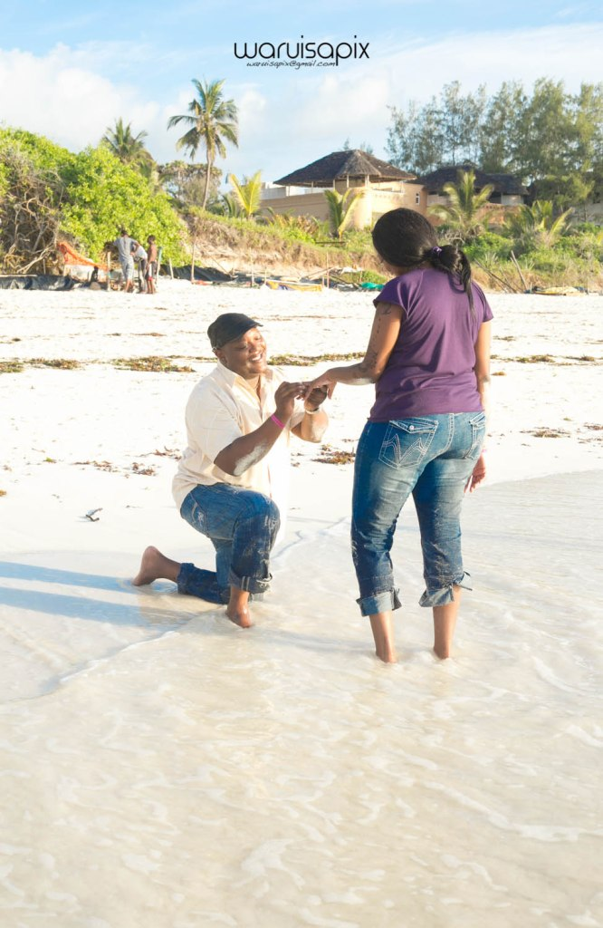 Sunrise wedding engagement at a kenyan beach watamu by top photographer waruisapix -36