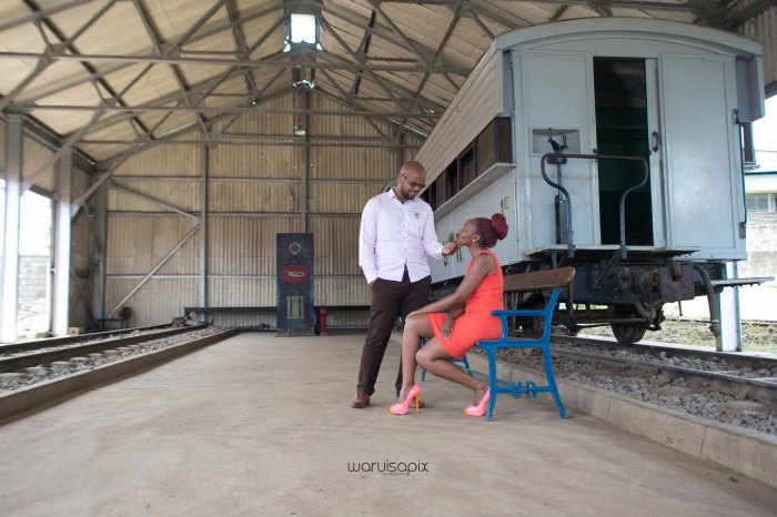 trains of engagement shoot at railways museum by kenyas top photographer waruisapix-2