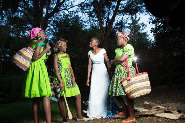 top kenyan wedding photographer waruisapix extreme fun unposed sponteneous photos of bridal party in african wear -159