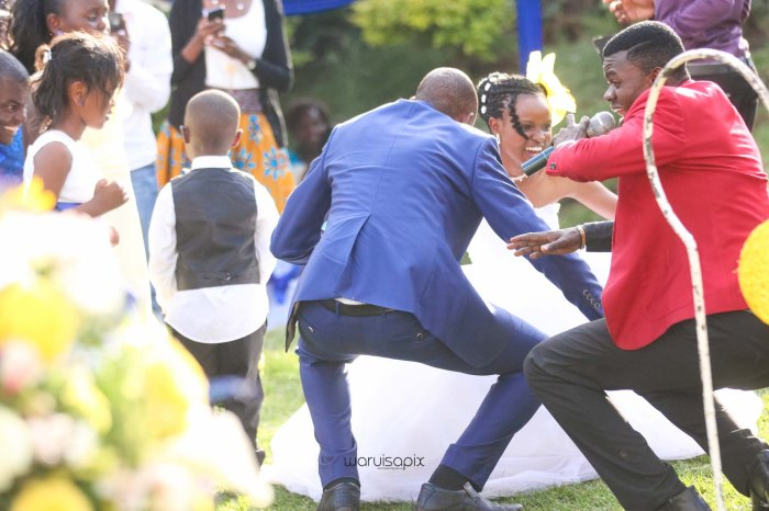 wedding photos by top kenyan photographer waruisapix groom ideas african bride out of the box in karura forest-110