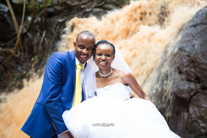 wedding photos by top kenyan photographer waruisapix groom ideas african bride out of the box in karura forest-66