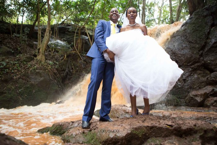 wedding photos by top kenyan photographer waruisapix groom ideas african bride out of the box in karura forest-71