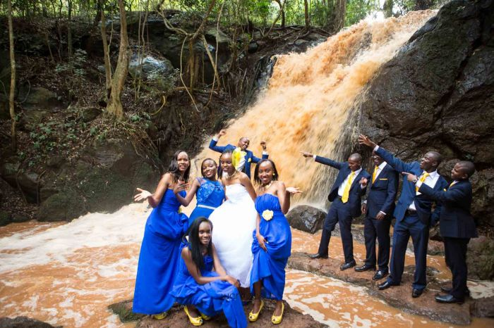 wedding photos by top kenyan photographer waruisapix groom ideas african bride out of the box in karura forest-91