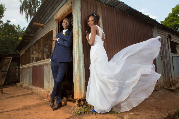 Angie and Nzaku, musical themed african wedding shoot by waruisapix-140