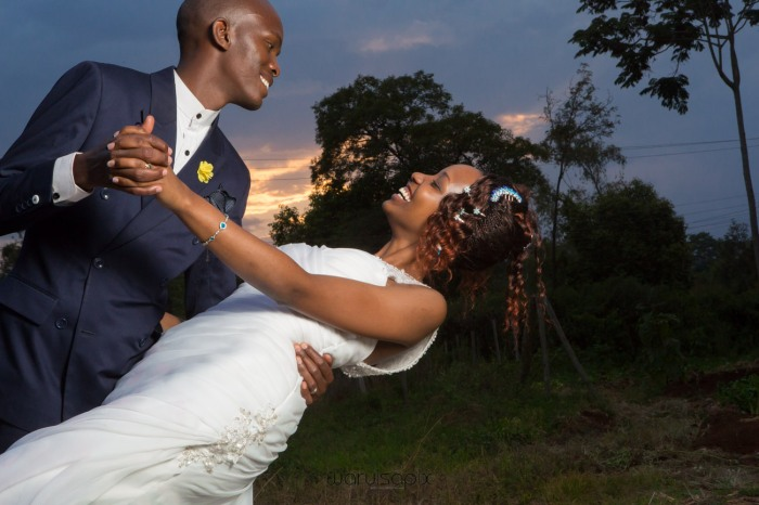Angie and Nzaku, musical themed african wedding shoot by waruisapix-152