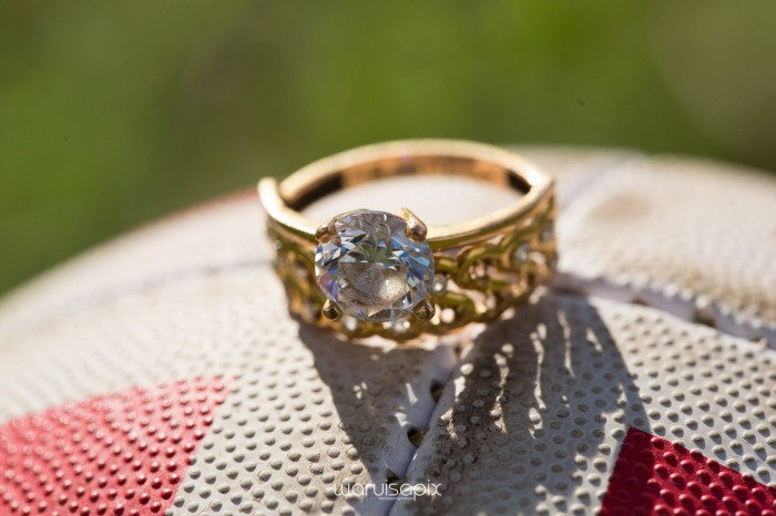 Mercie and Maurice Engagement shoot by waruisapix ring on a ball-20