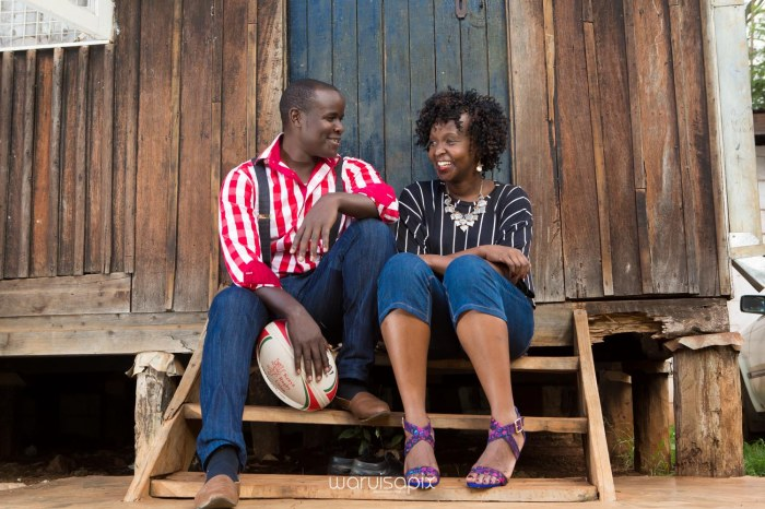 Mercie and Maurice Engagement shoot by waruisapix ring on a ball-24