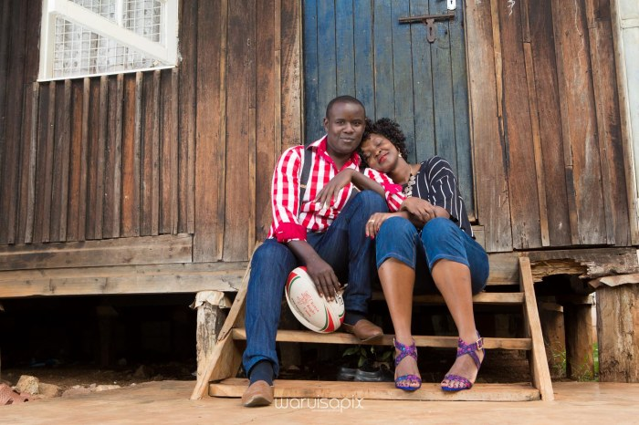 Mercie and Maurice Engagement shoot by waruisapix ring on a ball-26