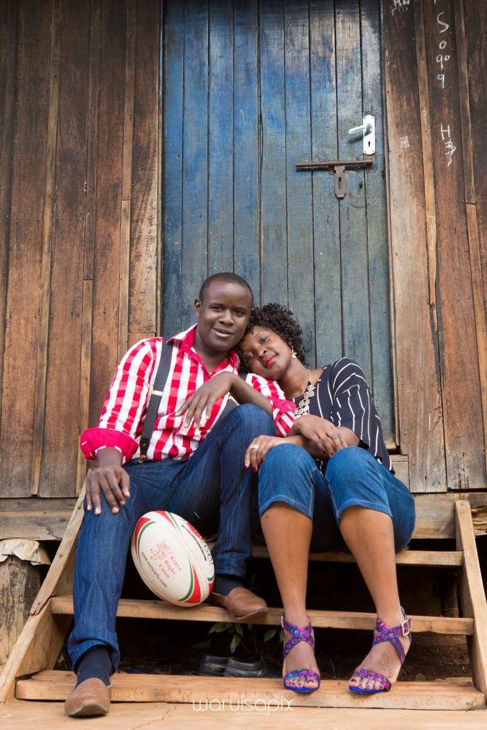 Mercie and Maurice Engagement shoot by waruisapix ring on a ball-27