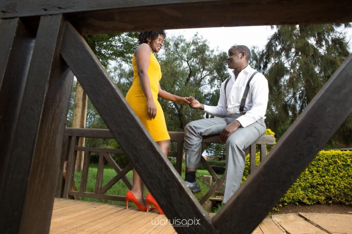 Mercie and Maurice Engagement shoot by waruisapix ring on a ball-43