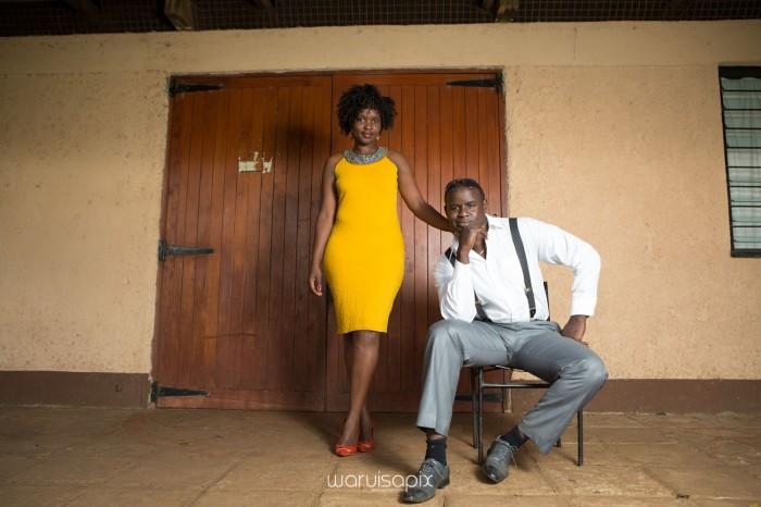 Mercie and Maurice Engagement shoot by waruisapix ring on a ball-53