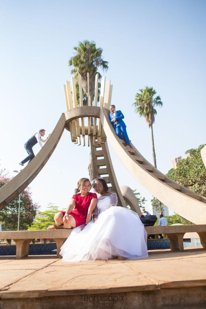 The Hepburns in love street  an intimate kenyan scottish wedding by waruisapix -150