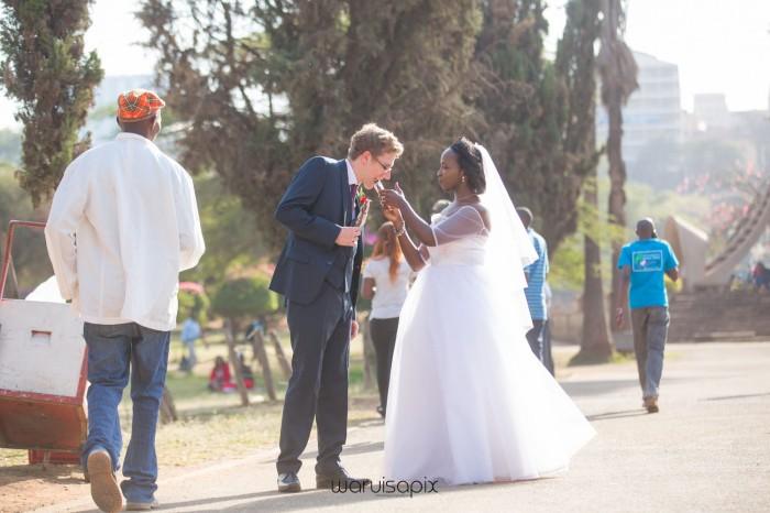 The Hepburns in love street  an intimate kenyan scottish wedding by waruisapix -160