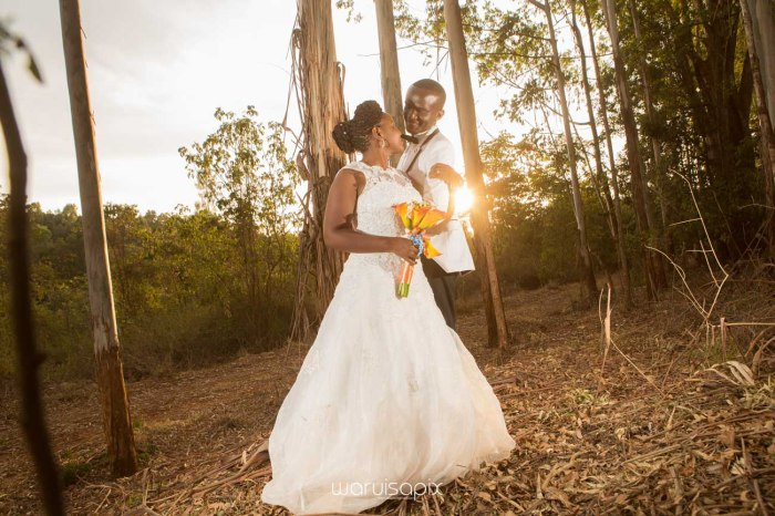 kenyan wedding photoshhot in the forest by waruisapix - Bishop and Lydia-206