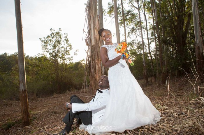 kenyan wedding photoshhot in the forest by waruisapix - Bishop and Lydia-208