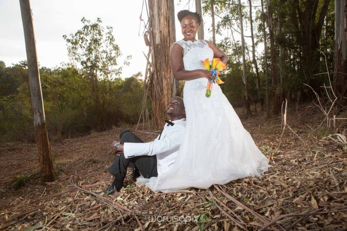kenyan wedding photoshhot in the forest by waruisapix - Bishop and Lydia-209