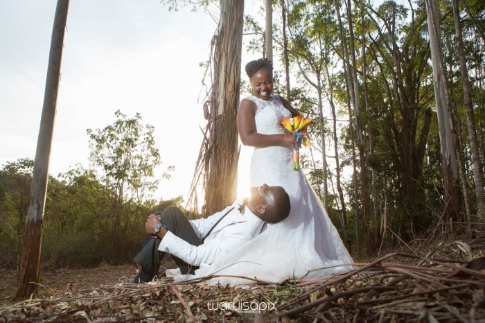 kenyan wedding photoshhot in the forest by waruisapix - Bishop and Lydia-210