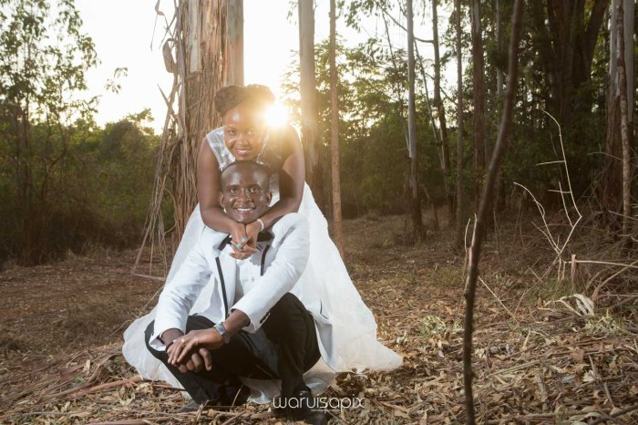 kenyan wedding photoshhot in the forest by waruisapix - Bishop and Lydia-212