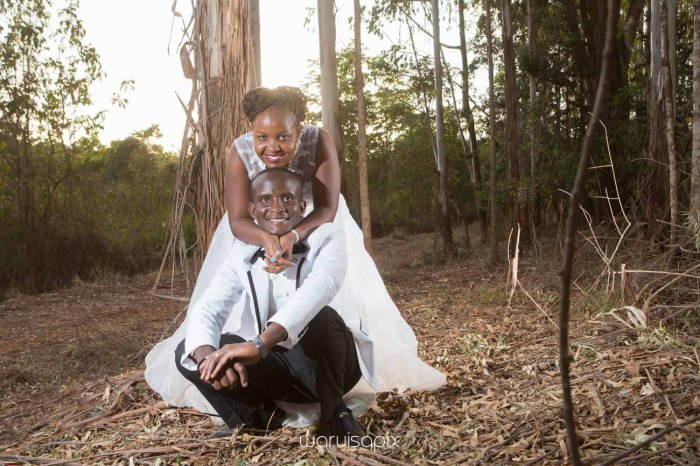 kenyan wedding photoshhot in the forest by waruisapix - Bishop and Lydia-213